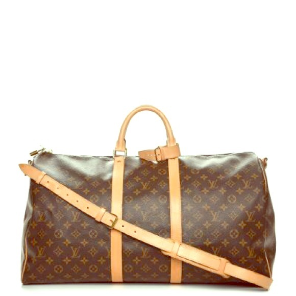 c037c5a19dc6 Louis Vuitton Handbags - Louis Vuitton Keepall Bandouliere 55